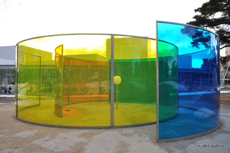 Olafur Eliasson Color Activity House 2010