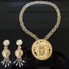 Typical Versace jewelry designs