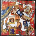 A silk scarf - all about opera